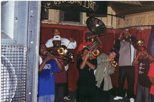 Rebirh Brass Band